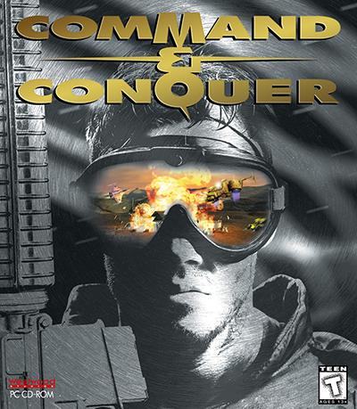 Command & Conquer Boxart
