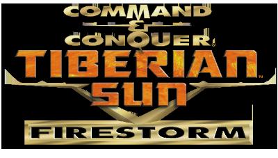 Command & Conquer: Tiberian Sun: Firestorm, an expansion pack Logo
